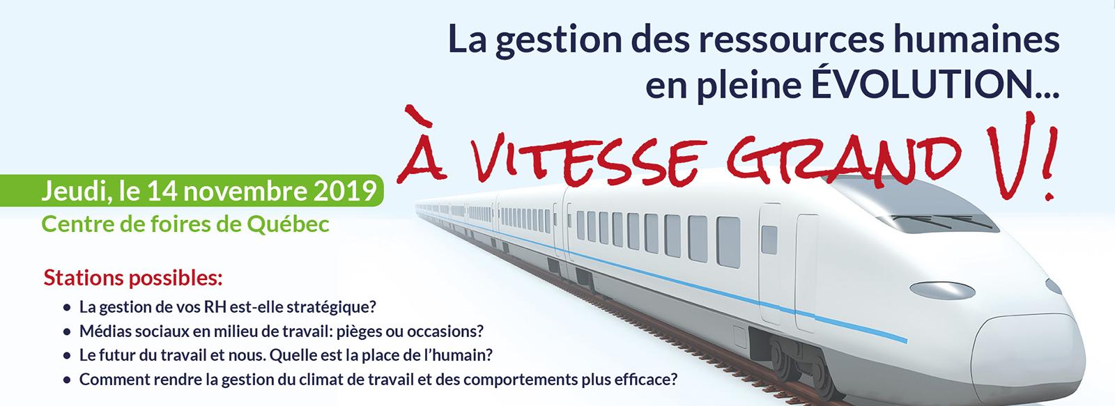 Rendez-vous RH Québec
